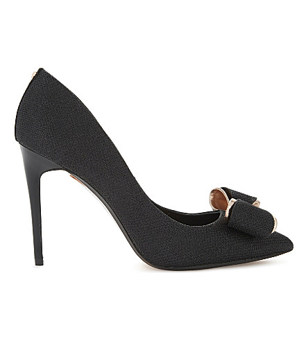 9c631790bfd ... TED BAKER Azeline glitter courts (Black+jet. PreviousNext