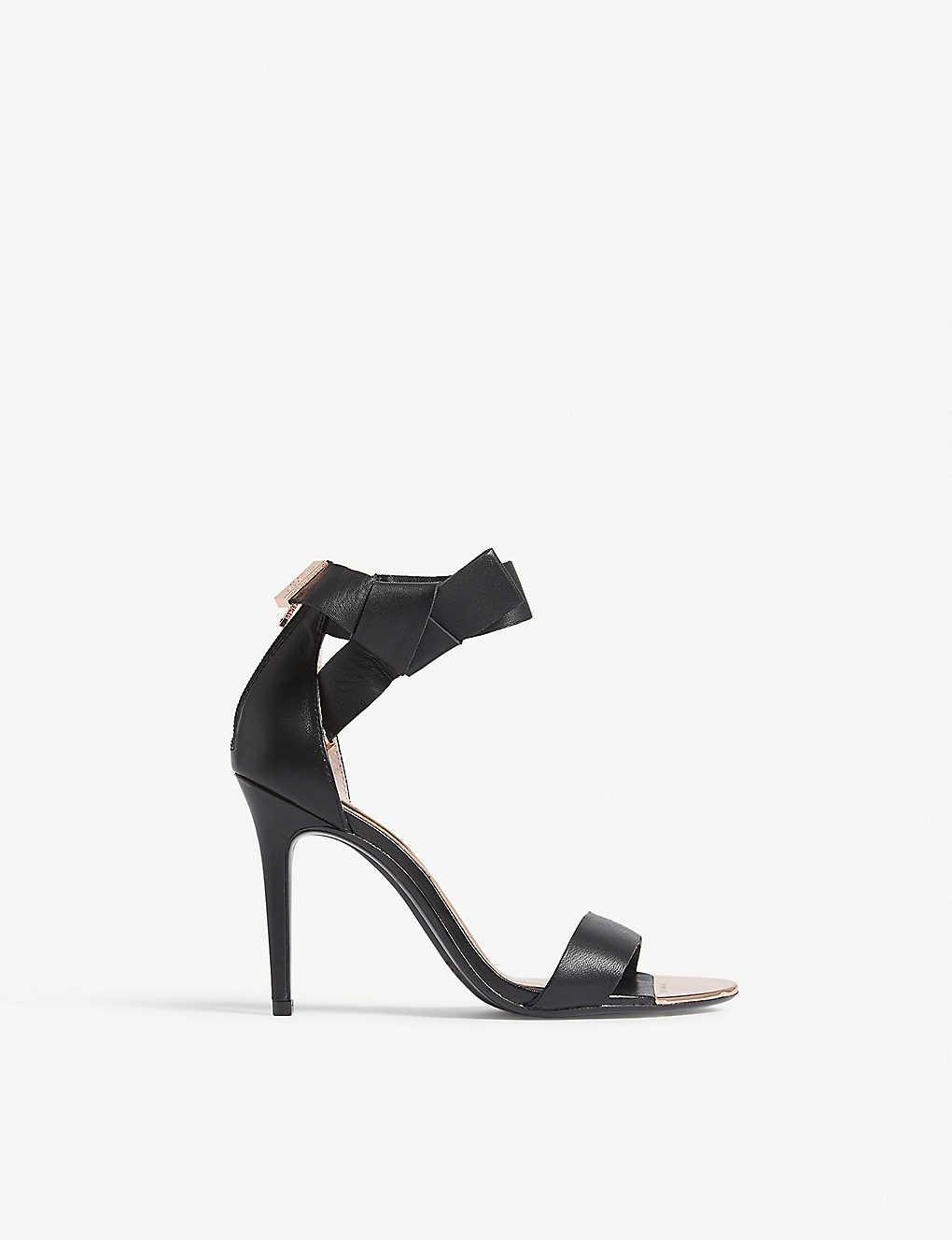 265dc5ba9f2c TED BAKER - Saphrun leather sandals