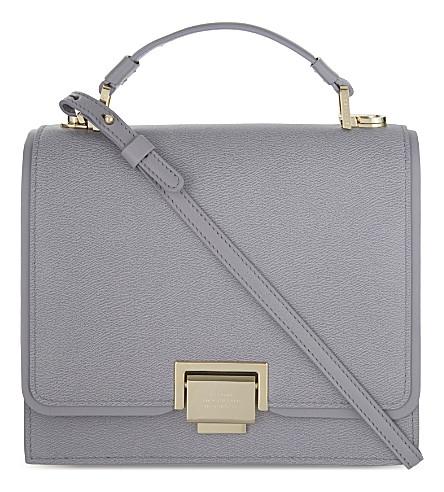 ... SMYTHSON Grosvenor mini leather cross-body bag. PreviousNext 2ea9e411cf793