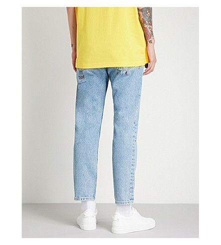 89ce7b72 Skinny Printed fit Slim Diesel Mharky Jeans qx4vzYIw & torrent ...