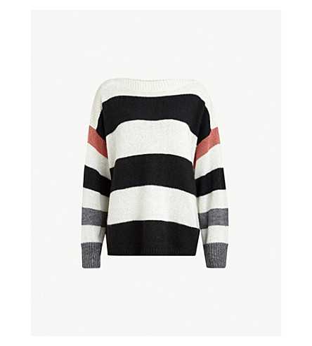 Suwa Knitted Jumper by Allsaints