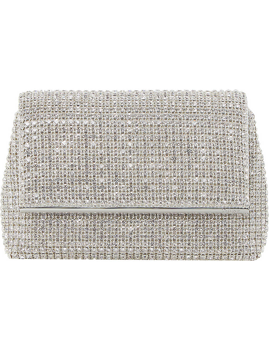4828cb59e6f7 DUNE - Everlina dimante clutch bag
