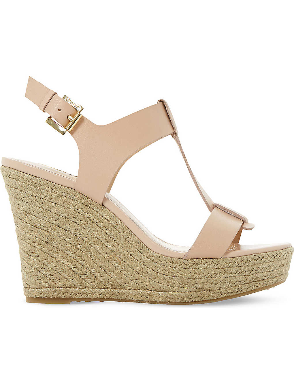 a23084d6fcf7 DUNE - Kelby espadrille wedge sandals