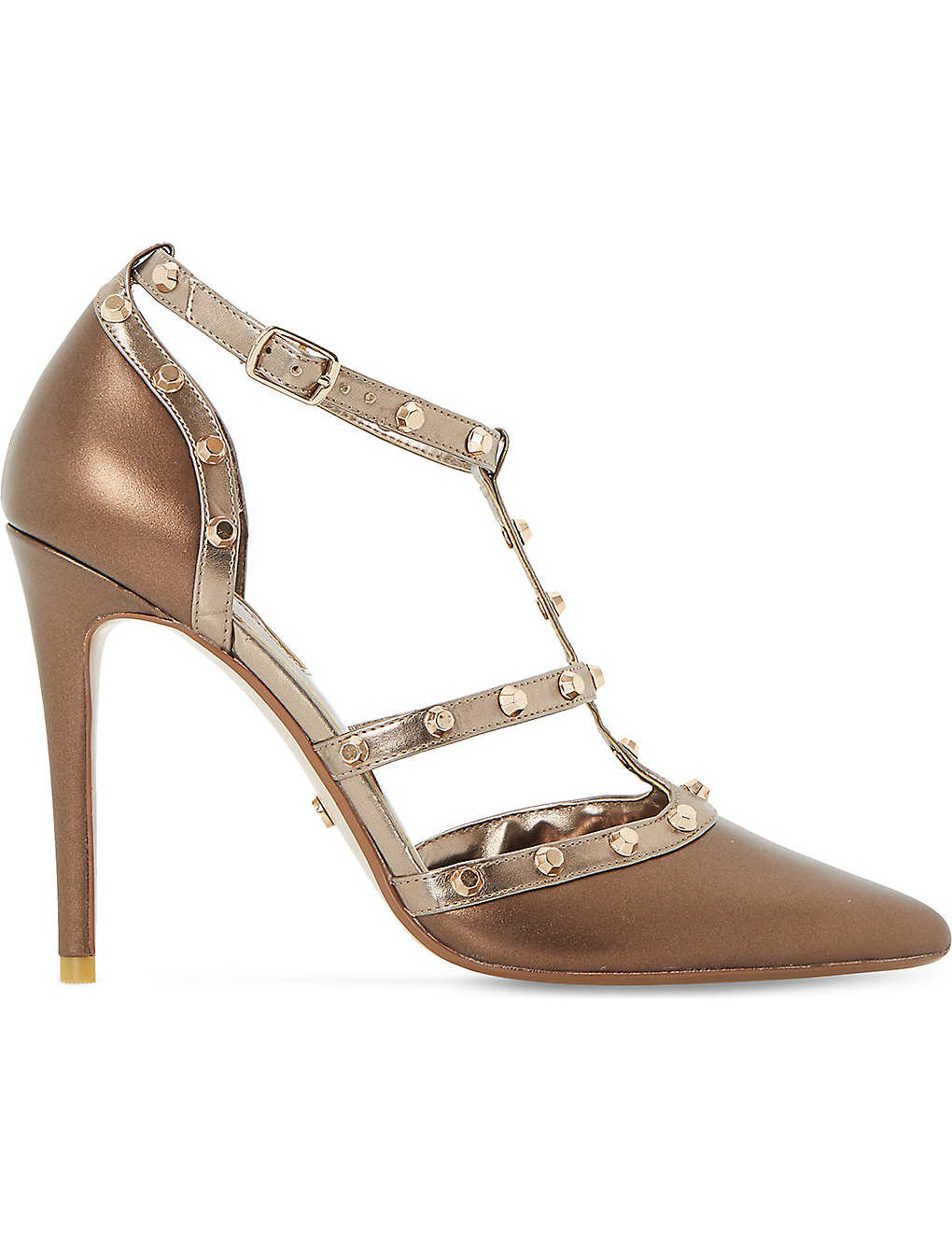 ad887100b60d DUNE - Daenerys studded leather courts