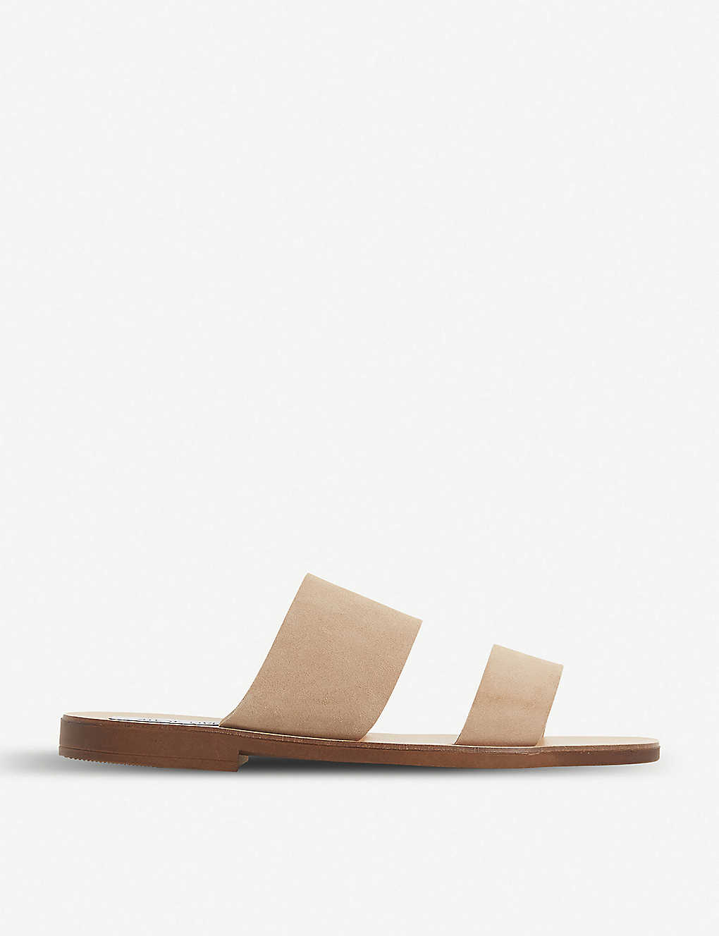 a79a452efae STEVE MADDEN - Two-band suede sandals