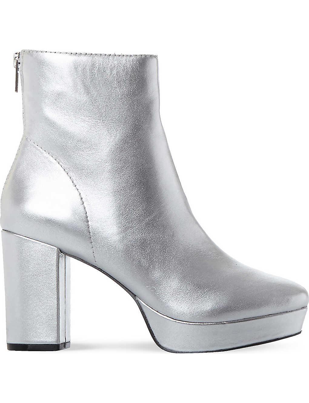16da147c95b STEVE MADDEN - Peace SM leather ankle boot