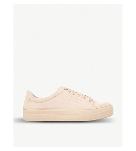af41b161d76 ... STEVE MADDEN Brody flatform trainers (Pale+pink-synthetic. PreviousNext
