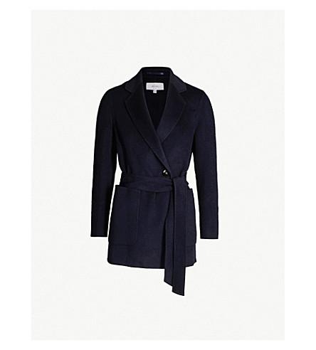 Austen Wool Blend Coat by Reiss