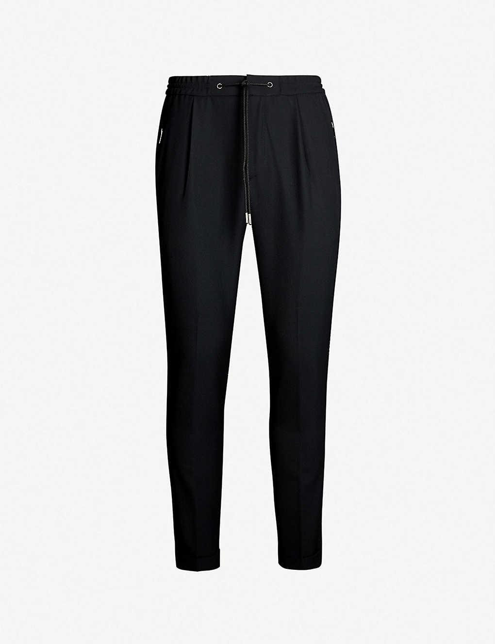 262c82b3974 THE KOOPLES - Slim-fit skinny twill trousers
