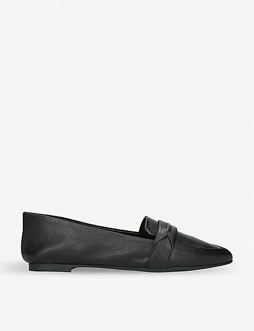 ALDO: Elalecia leather loafers