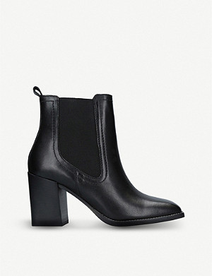 ALDO Grerasa leather heeled ankle boots