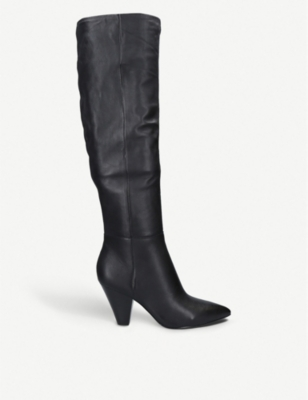ALDO Adwecia over-the-knee leather boots