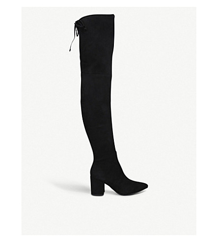 e16a350b38b ALDO - Froredia faux-suede over-the-knee boots