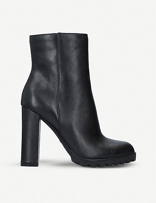 81ccfffa259 ALDO Tealith leather ankle boots