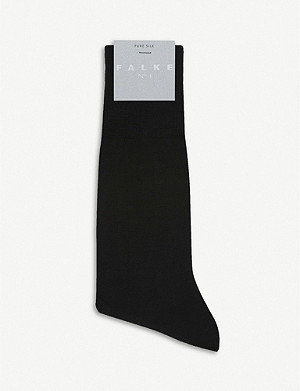 FALKE No.4 silk-blend socks