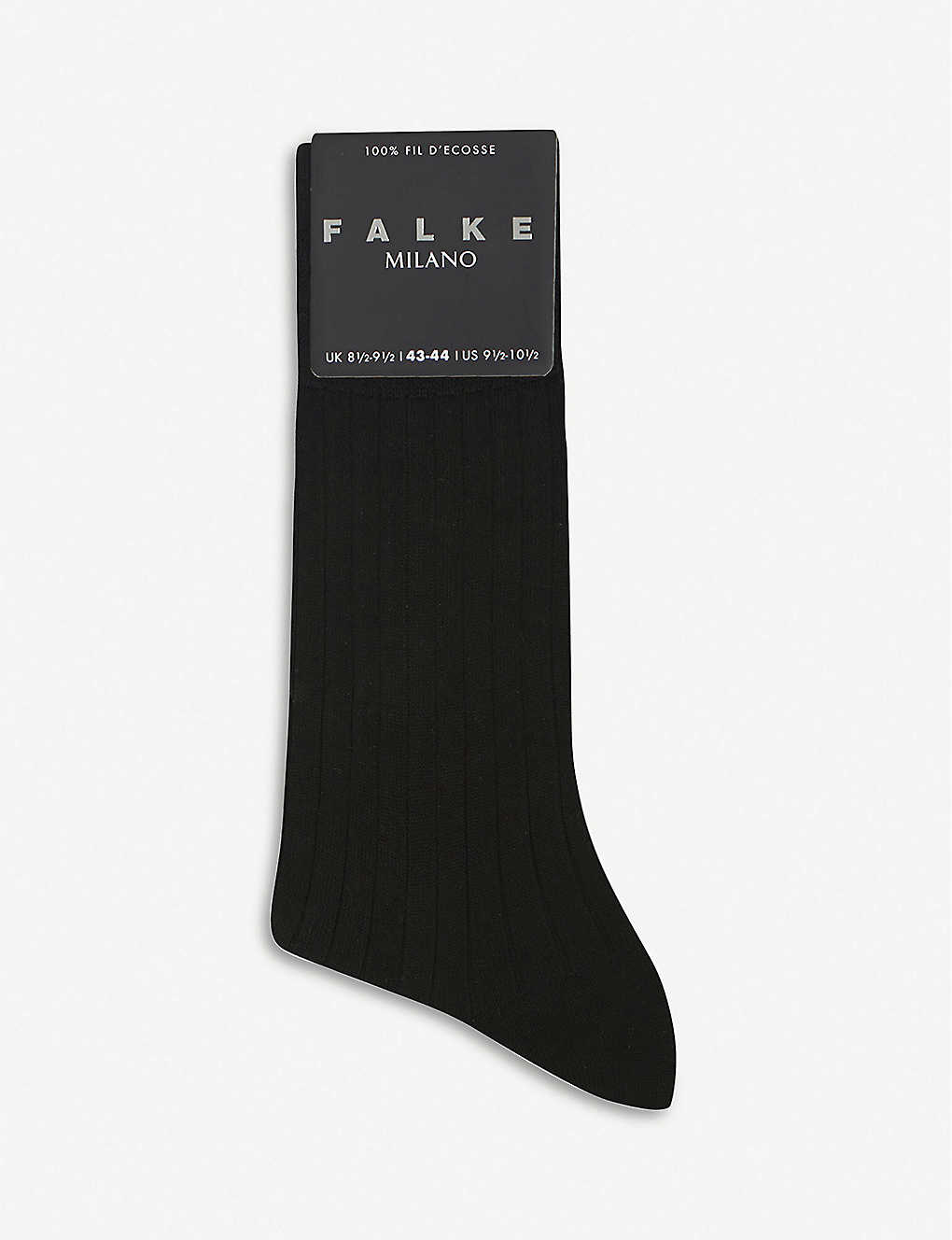 FALKE: Milano cotton-blend socks
