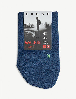 FALKE Walkie Light wool-blend socks