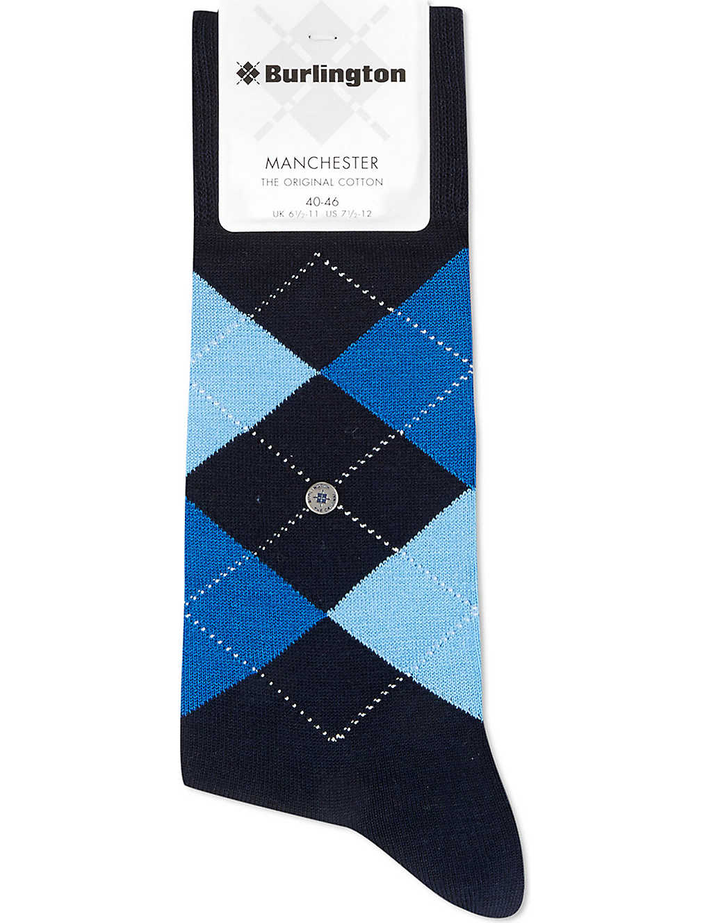 BURLINGTON: Manchester original cotton socks