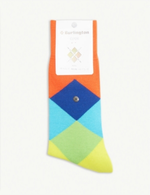 BURLINGTON Clyde cotton-blend socks