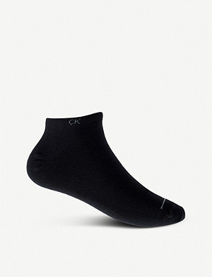 CALVIN KLEIN Pack of three casual socks