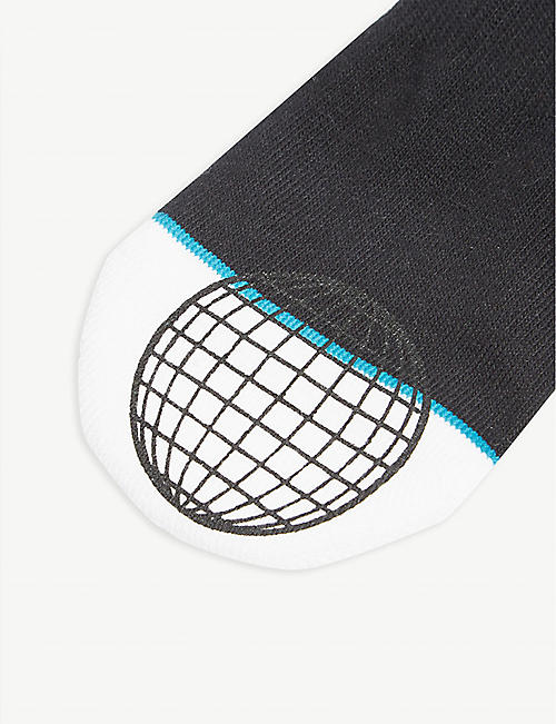 STANCE Graphic print crew socks