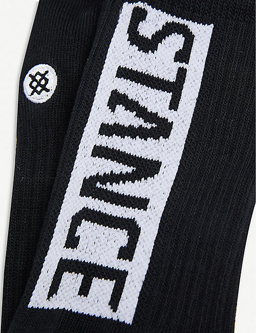 STANCE OG stretch-combed cotton socks
