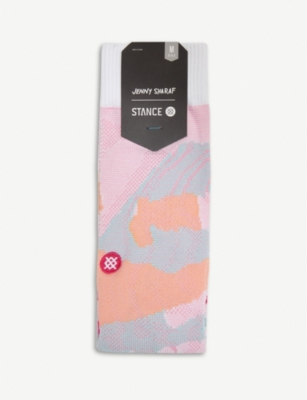 STANCE Wearing All The Hues cotton-blend socks