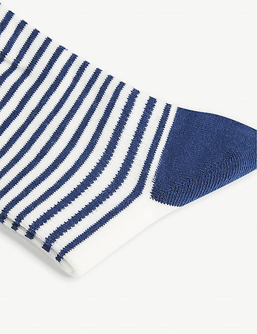 PAIR OF THIEVES Cotton-blend socks