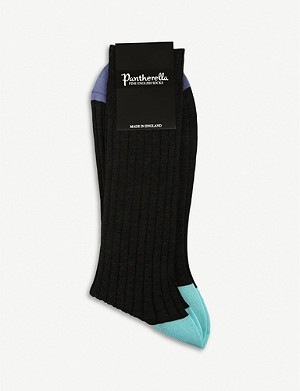 PANTHERELLA Portobello socks