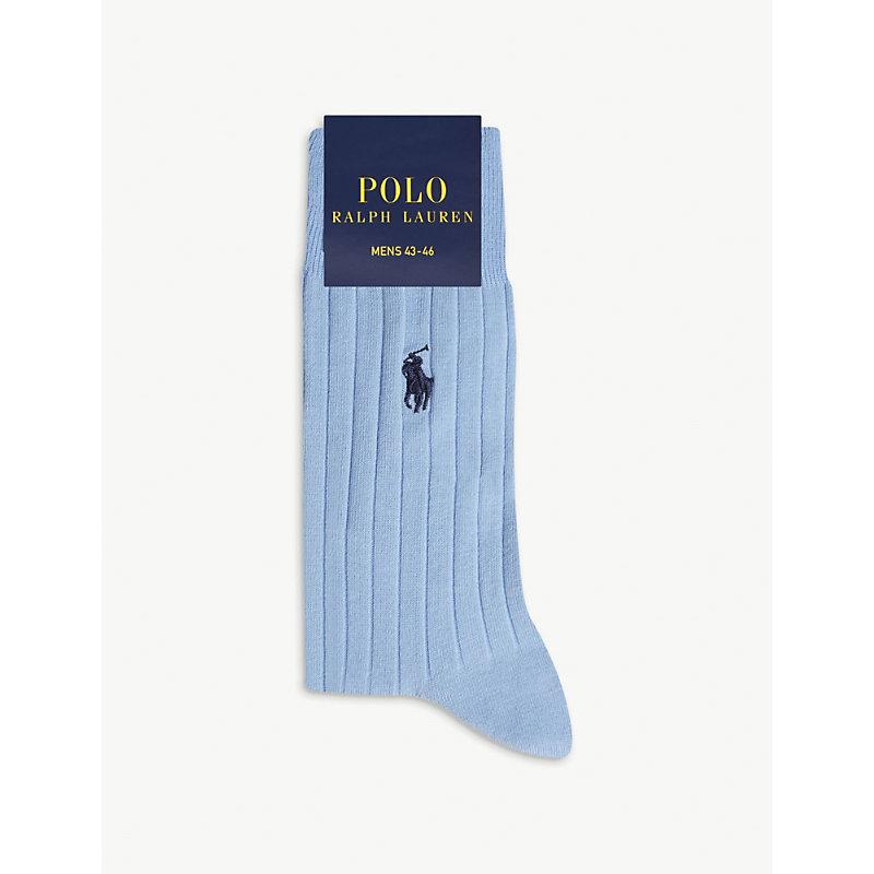 Polo Ralph Lauren Socks LOGO EGYPTIAN COTTON SOCKS