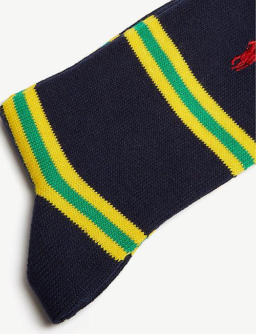 1e1e85aedaf77 POLO RALPH LAUREN - Underwear   socks - Clothing - Mens - Selfridges ...