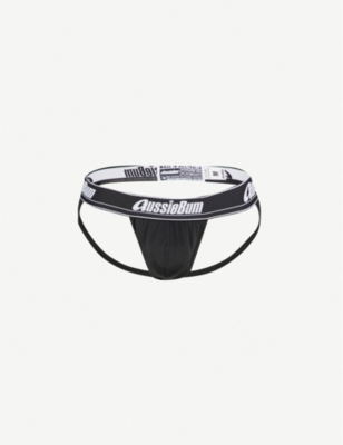 AUSSIEBUM WonderJock Air slim-fit mesh jock strap
