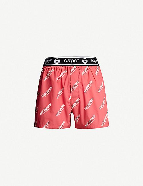 AAPE - Boxers - Underwear - Underwear   socks - Clothing - Mens ... 8e0380e64