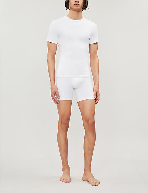 SPANX Cotton Compression T-shirt