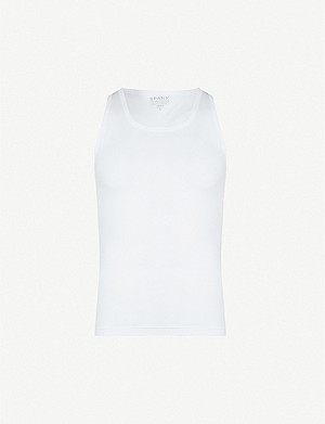 SPANX Cotton Compression vest top