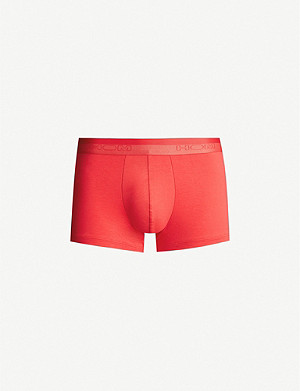 HOM Classic stretch-cotton trunks