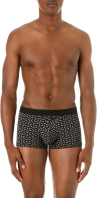 HOM Jacques stretch-cotton trunks