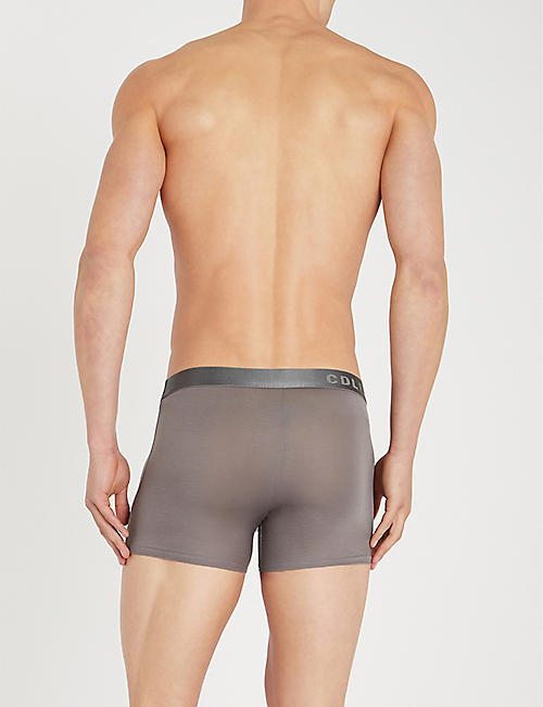 CDLP Logo slim-fit stretch-jersey boxer briefs