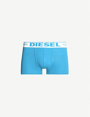 DIESEL Damien stretch-jersey boxer trunks