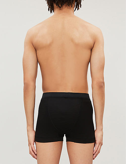 ZIMMERLI Slim-fit cotton boxer shorts
