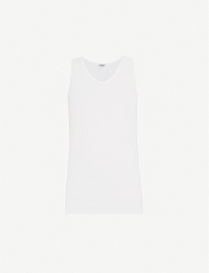 ZIMMERLI 252 Royal Classic cotton vest