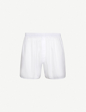 SUNSPEL Classic relaxed-fit cotton boxers