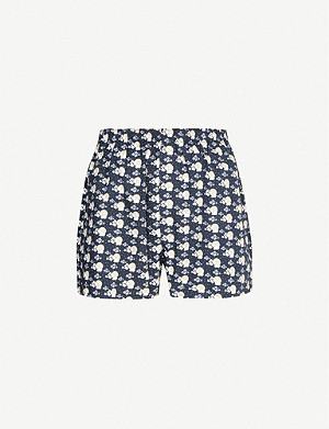 SUNSPEL Snowspel regular-fit cotton boxers