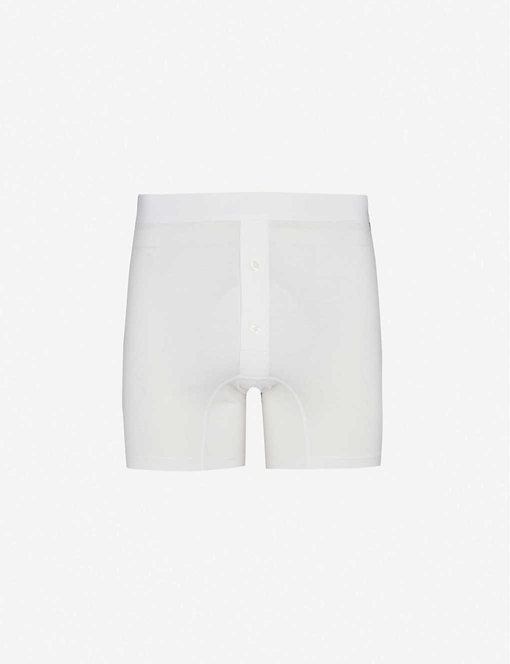 6290fff21b51 SUNSPEL - Two–button boxer shorts | Selfridges.com