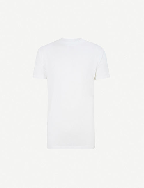 HOM Crew neck cotton T-shirt