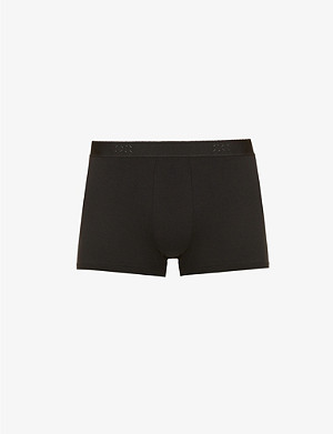 DEREK ROSE Alex regular-fit stretch-modal trunks