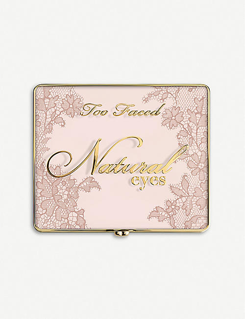 TOO FACED Natural Matte eye shadow palette 12.7g