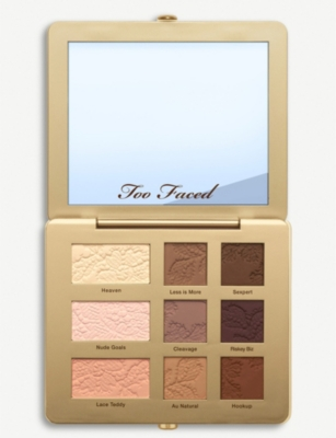 TOO FACED Natural Matte eyeshadow palette 12g
