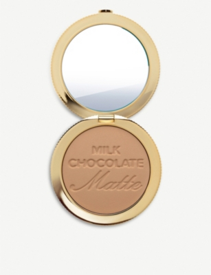 TOO FACED Milk Chocolate Soleil matte bronzer 7.9g