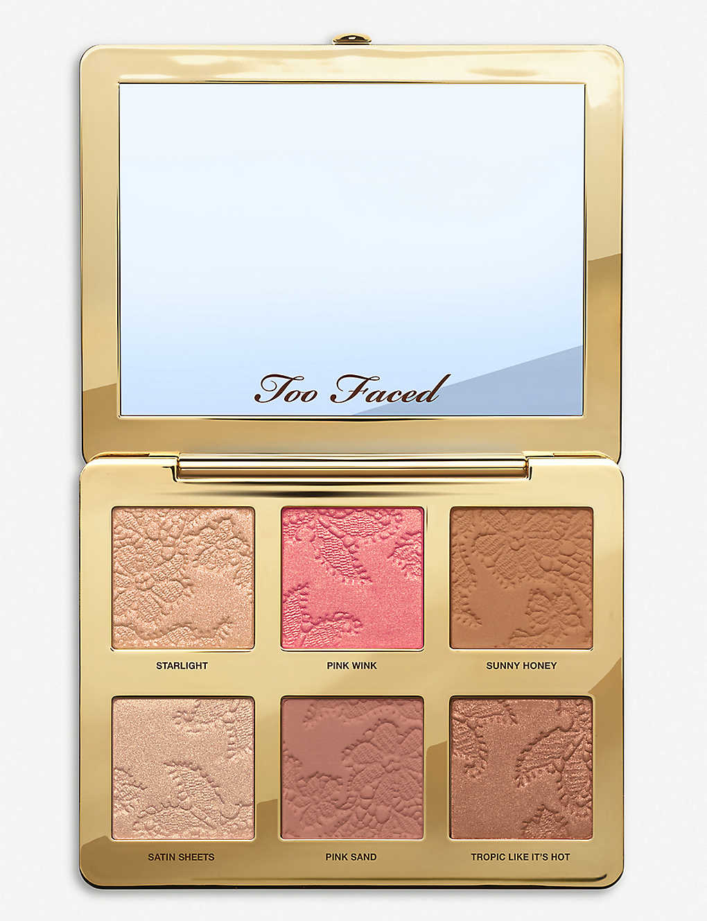 TOO FACED: Natural Face Palette 23g